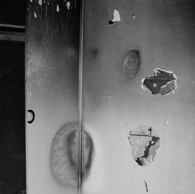 John Divola, 'Vandalism Portfolio One, 74V32', 1975/1992
