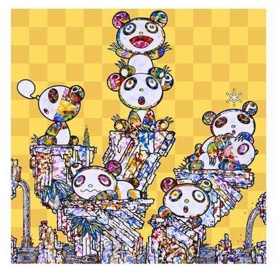 Takashi Murakami, 'PANDA CUBS PANDA', 2019
