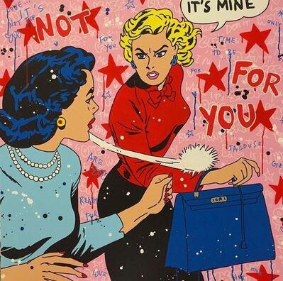 Johanne 8, 'It's mine'
