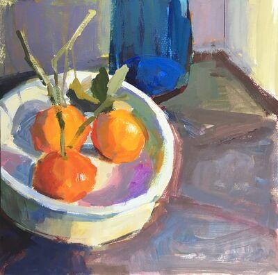 Janet Pedersen, 'Tangerines', 2021