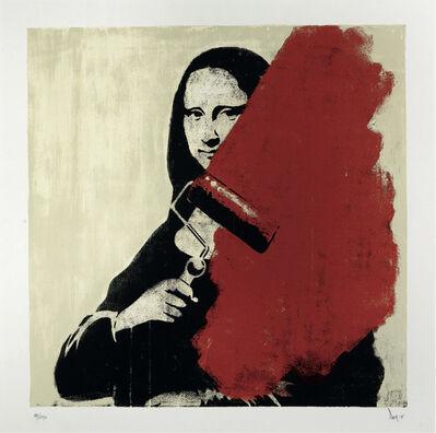 DOLK, 'The Last Mona Lisa', 2008