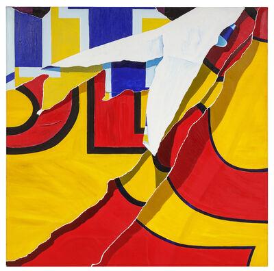 Burhan Dogançay, 'S. Walls 70', 1970