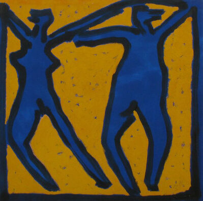 Herman Prigann, 'Dance 4', 1992
