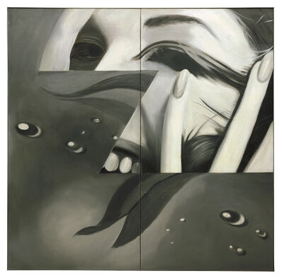 James Rosenquist, 'Zone', 1961