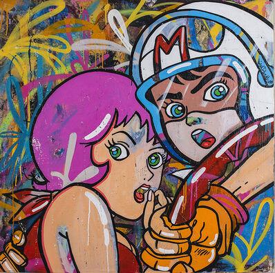 Miguel Paredes, 'Speed & Razor', 2018