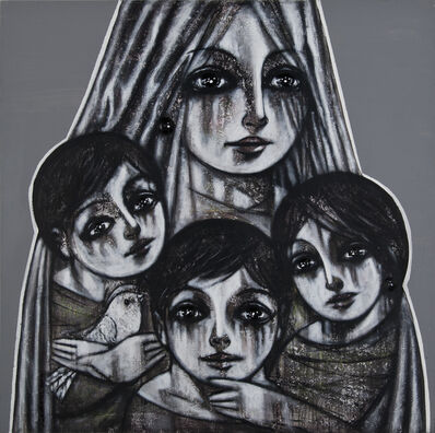 Mohannad Orabi, 'Family Portrait series', 2014