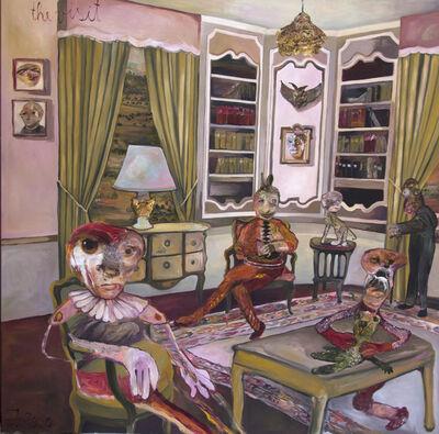 Juliane Hundertmark, 'The Visit', 2020