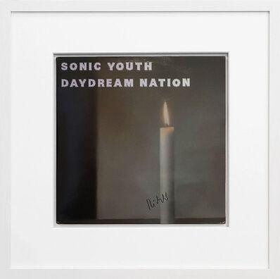 Gerhard Richter, 'Kerze I - vinyl record Cover', Kerze I 1983 -Cover 1988