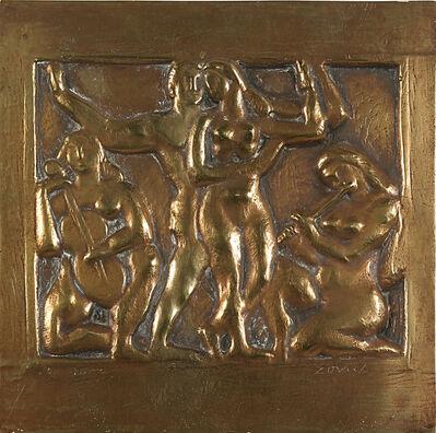 William Zorach, 'The Dance', 1930