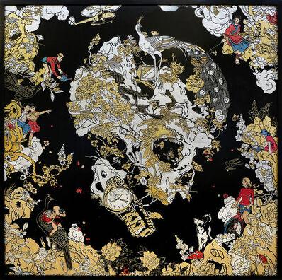 Jacky Tsai, 'Dream In The Deserted Garden', 2018