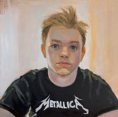 Ellen Starr Lyon, 'Early Morning Metallica', 2020