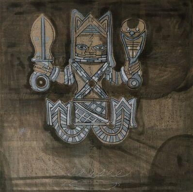 Angelbert Metoyer, 'No Mo (Gha / Teotihuacan)', 2019