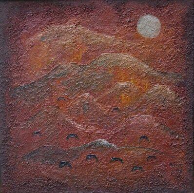 Alice Rahon, 'Le toupeau', 1946