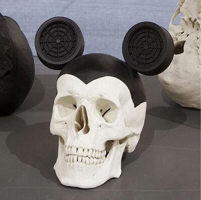 Bene Bergado, 'Cráneo de norteamericano contemporáneo', 2016