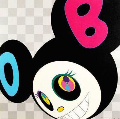 Takashi Murakami, 'And then (Black)', 2005
