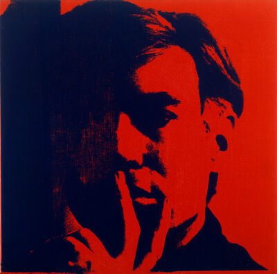 Andy Warhol, 'Self-Portrait', 1966-1967