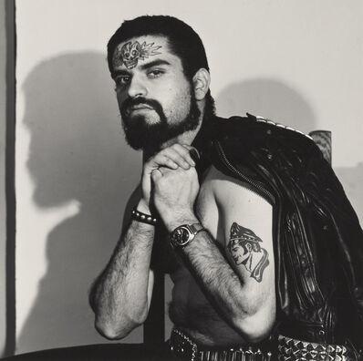Robert Mapplethorpe, 'Nick', 1977
