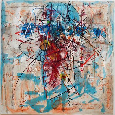 Hans Staudacher, 'Kreuz', 1986