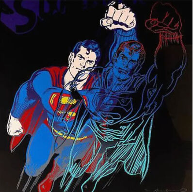 Andy Warhol, 'Superman F.S. II 260 ', 1981
