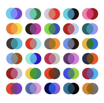 Angela Johal, 'Rhythm & Colour No. 5', 2021