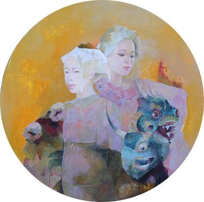 Françoise de Felice, 'Dragons', 2019