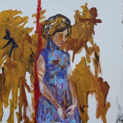 Luong Thai, 'Clyfford Still-Maggie', 2019