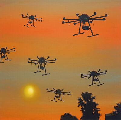 Glen Rubsamen, 'Swarm Attack', 2020