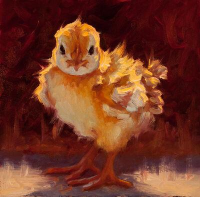 """Cheri Christensen, '""""Sassy Chick"""" ', 2019"""