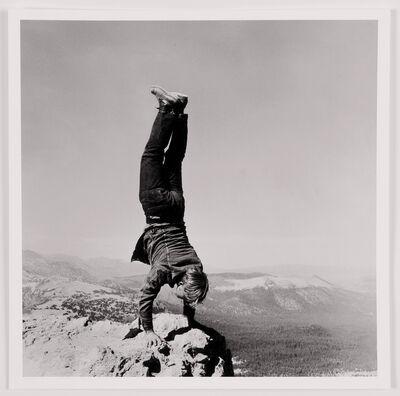 Robert Kinmont, '8 Natural Handstands ', 1969/2005