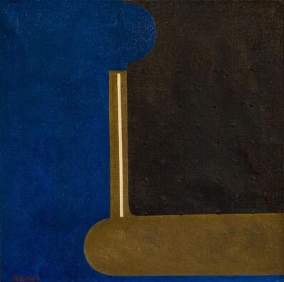 Jorge Riveros, 'Armonía Nocturna', 1976