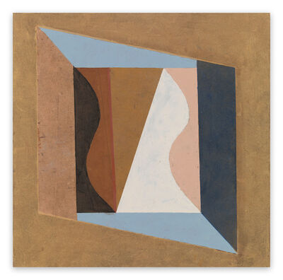 Jeremy Annear, 'Cross Flow II (Abstract painting)', 2018