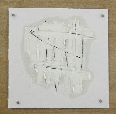 Richard Nonas, 'Untitled (Fieldnote)', 2018