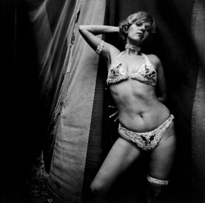 "Susan Meiselas, 'From ""Carnival Strippers""', 1972-1975"