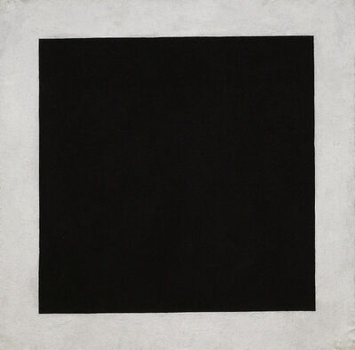 Kasimir Severinovich Malevich, 'Black Square', 1923