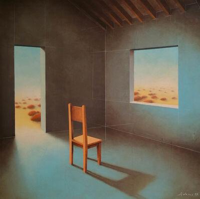 Adam, 'La Habitacion Azul', 2018