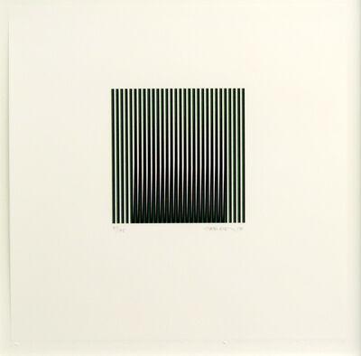 Carlos Cruz-Diez, 'Induction du Rouge', 1963-2001
