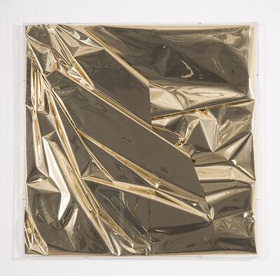 Nina Surel, 'Mylar Gold 2', 2017
