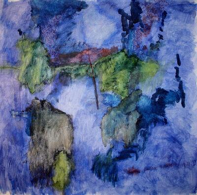 Ingela V. Lindgren, 'Blue ocean', 2015