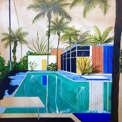Charlotte Keates, 'Emerald Seas ', 2018