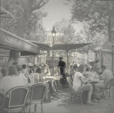 Alexey Titarenko, 'Cafe by Republique, Paris', 2001