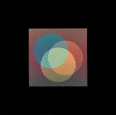 Carlos Cruz-Diez, 'Color Aditivo Serie 15x15 C', 2015