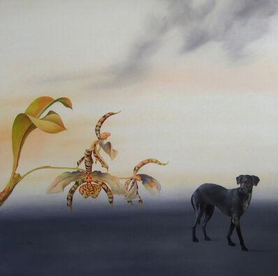 Genia Chef, 'Wild Orchide', 2013
