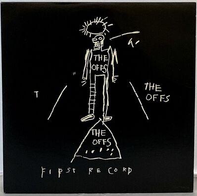 Jean-Michel Basquiat, 'Basquiat The Offs 1984 ', 1984