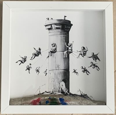 Banksy, 'Walled Off Hotel ', 2017