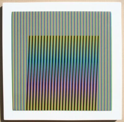 Carlos Cruz-Diez, 'Couleur additive Serie 8', 2008
