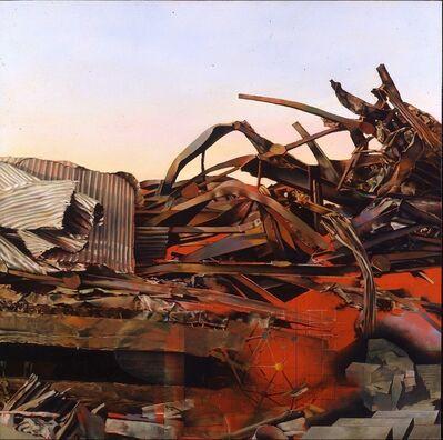 Joseph McNamara, 'RUINS AT DAPHNE REVISITED', 1993