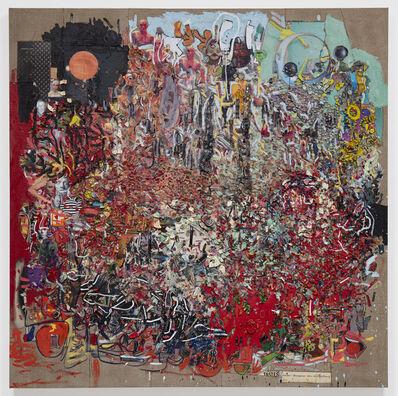 Elliott Hundley, 'Stillness', 2020