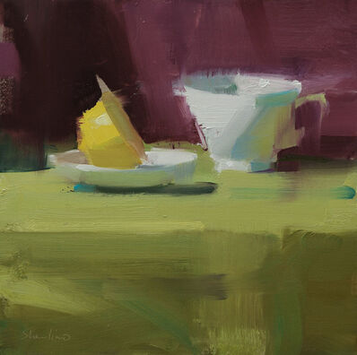 David Shevlino, 'Tea Cup and Lemon', 2010-2015
