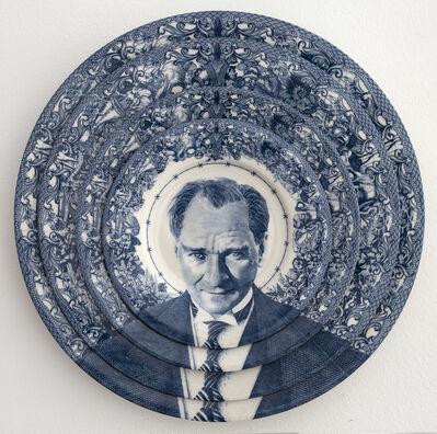 Carlos Aires, 'Gastric Icon IV, Turkey Ataturk', 2021
