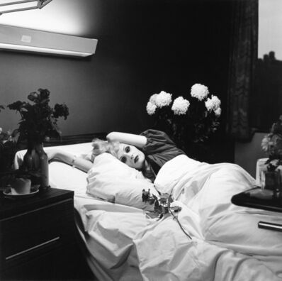 Peter Hujar, 'Candy Darling on Her Deathbed', 1973